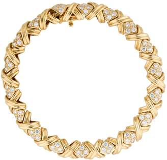 Tiffany & Co. Yellow gold bracelet