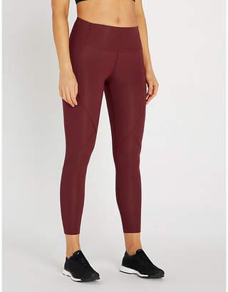 657273165c01a LNDR Contour-stitch high-rise stretch-jersey leggings