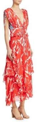 Tanya Taylor Angie Maxi Dress
