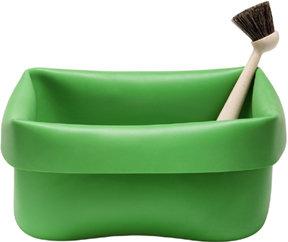 Normann Copenhagen Washing Bowl and Brush