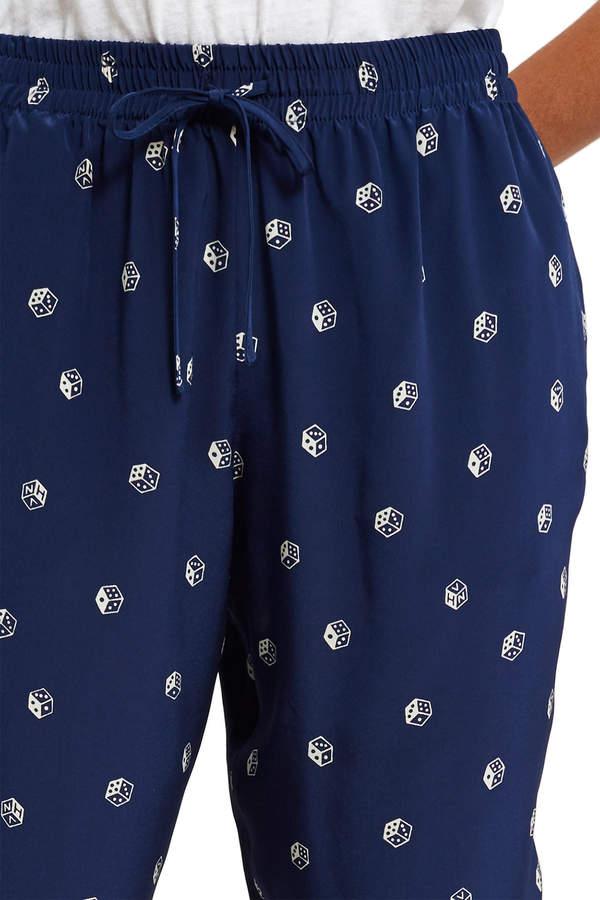 Hvn Dice Pajama Pants