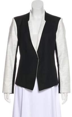 Helmut Lang Structured Long Sleeve Blazer