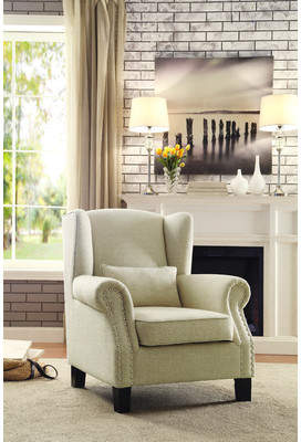 Co Darby Home Woodstock Wing back Chair