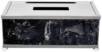 Zodiac Rectangular Marble Tissue Box