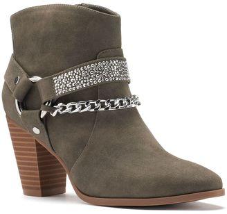 Jennifer Lopez Women's Strappy Ankle Boots $89.99 thestylecure.com
