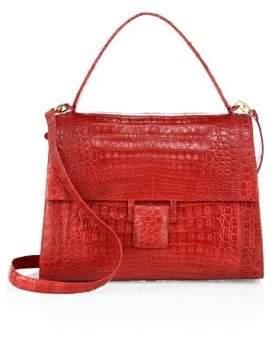 Nancy Gonzalez Medium Kelly Crocodile Bag