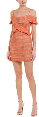 Style Stalker Stylestalker Carmen Mini Dress