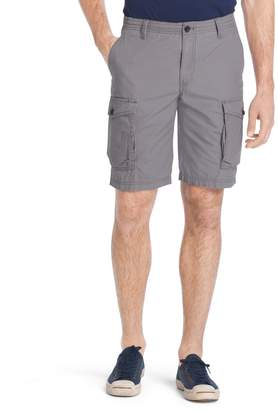 Izod Big & Tall Seaside Classic-Fit Mini-Ripstop Cargo Shorts
