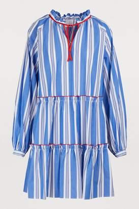 Stella Jean Short cotton dress