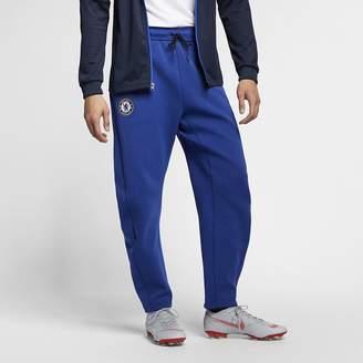Nike Men's Pants Chelsea FC Tech Fleece