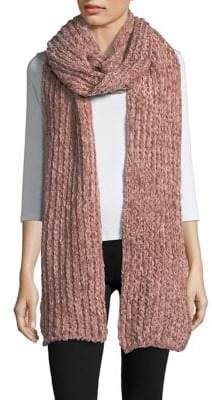 Collection 18 Knit Long Scarf