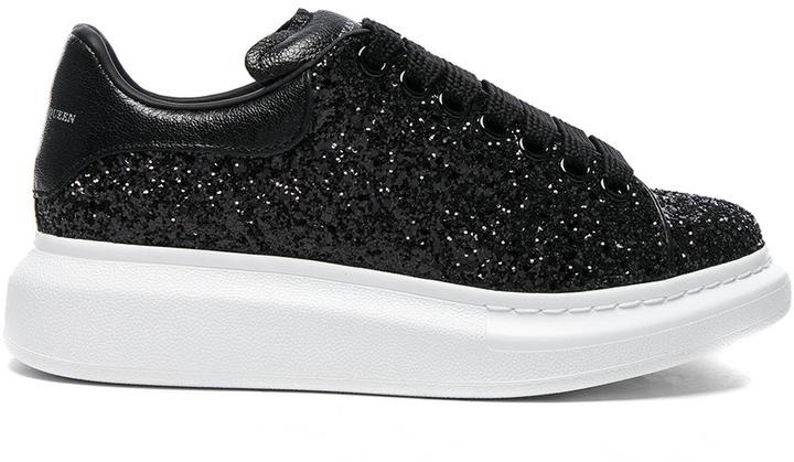 Alexander McQueenAlexander McQueen Platform Lace Up Sneakers