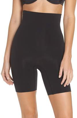 Spanx R) Higher Power Mid-Thigh Shaping Shorts