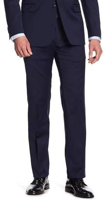 "Tommy Hilfiger Tyler Modern Fit TH Flex Performance Suit Separates Pant - 30-34"" Inseam"