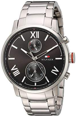 Tommy Hilfiger Men's 'Alden' Quartz Stainless Steel Casual Watch