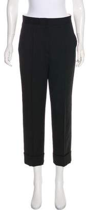 Marc Jacobs High-Rise Wool Pants