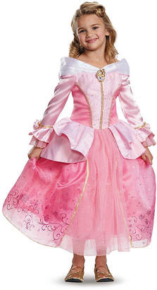 BuySeasons Disney Storybook Aurora Prestige Toddler Girls Costume