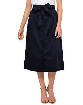 David Jones Aline Gathered Skirt