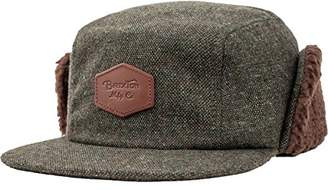 Brixton Men's Trig 2 Panel Ear Flap Cap