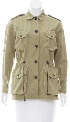 Rag & Bone Long Sleeve Utility Jacket
