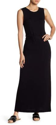 Joe Fresh Knot Back Active Maxi Dress