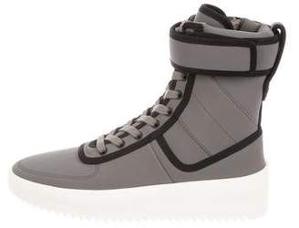 Fear Of God Neoprene Military Sneakers w/ Tags