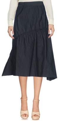 Manostorti 3/4 length skirt