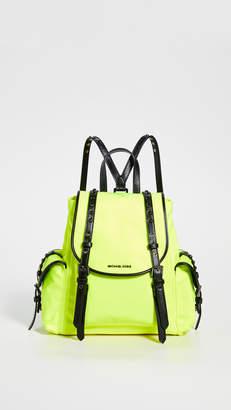 MICHAEL Michael Kors Leila Small Flap Backpack