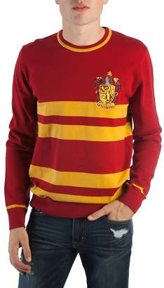 Bioworld Merchandising / Independent Sales Harry Potter Gryffindor Men's Jacquard Sweater