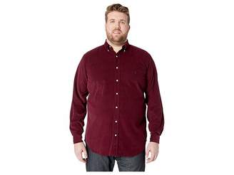 Polo Ralph Lauren Big Tall Corduroy Sportshirt