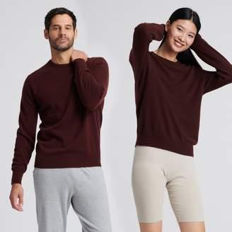 Naadam The Essential $75 Cashmere Sweater Plum