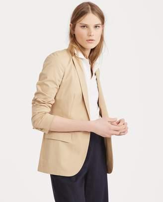Ralph Lauren Stretch Cotton Twill Jacket