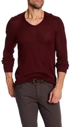 John Varvatos Collection V-Neck Sweater