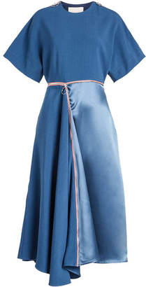 Roksanda Gianna Dress with Silk