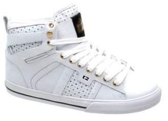 Globe Culprit Hi White Shoe Adult 07