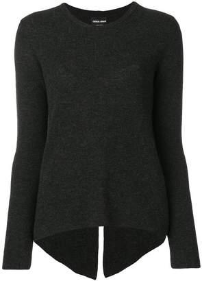 Giorgio Armani round neck sweater