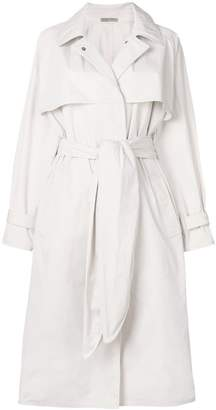 Bottega Veneta oversize belted trench coat