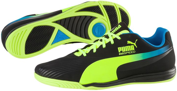 Puma EvoSPEED Star 2 Men's Indoor Soccer Shoes