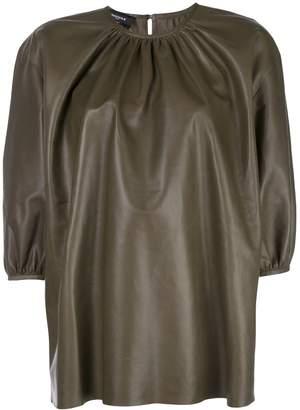 Rochas oversized blouse
