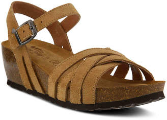 Spring Step Eryn Wedge Sandal - Women's