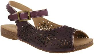 Spring Step L'Artiste by Leather Sandals - Shiela