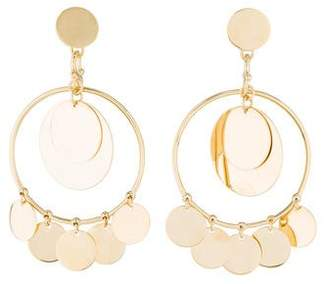 Eddie Borgo Ios Coin Earrings
