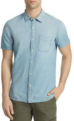 AG Jeans Pearson Regular Fit Button-Down Shirt