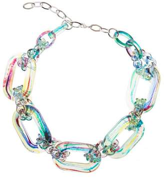 Diana Broussard Noel Double Chain Necklace