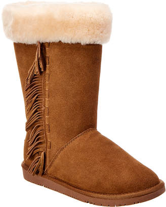 Minnetonka Suede Canyon Boot