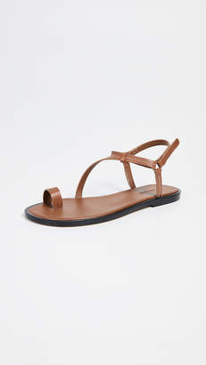 8f1797d2474f Brown Toe Ring Women s Sandals - ShopStyle