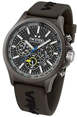 TW Steel Unisex TW935 VR46 Analog Display Quartz Watch