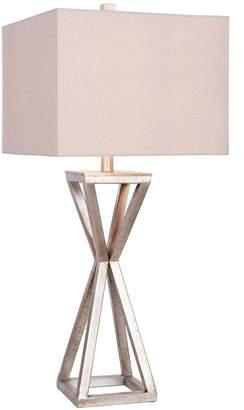 JAlexander Lighting JAlexander Carrie Open Caged Metal Table Lamp