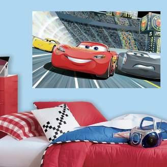 Mural Roommates Disney / Pixar Cars 3 Peel & Stick Wall Decal by RoomMates