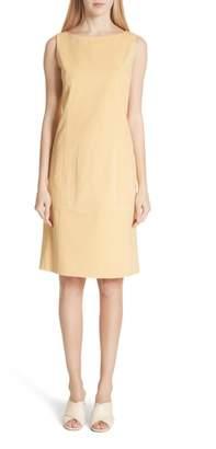 Lafayette 148 New York Paxton Sleeveless Sheath Dress